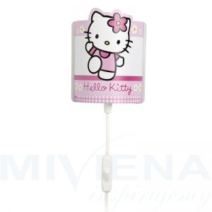 Hello Kitty kinkiet 1 LED