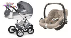 Euro-Cart Durango 3w1 FOTEL MAXI COSI PEBBLE PLUS